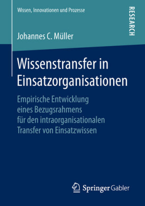 Wissenstransfer in Einsatzorganisationen