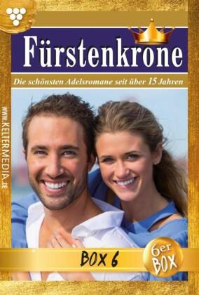 Fürstenkrone Jubiläumsbox 6 - Adelsroman