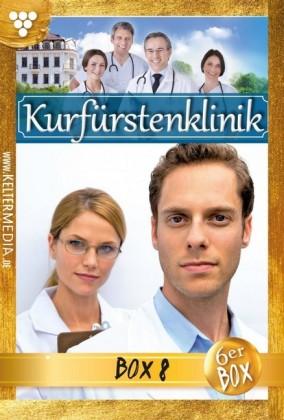 Kurfürstenklinik Jubiläumsbox 8 - Arztroman