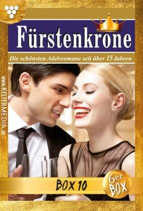 Fürstenkrone Jubiläumsbox 10 - Adelsroman