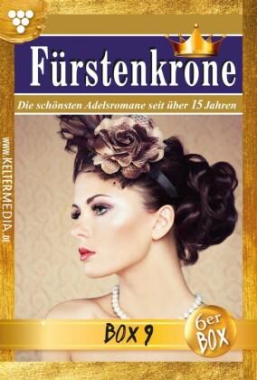 Fürstenkrone Jubiläumsbox 9 - Adelsroman