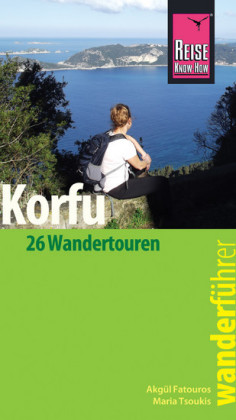 Reise Know-How Wanderführer Korfu