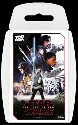 Top Trumps - Star Wars 8 (Spiel)