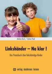 Linkshänder - Na klar! Cover