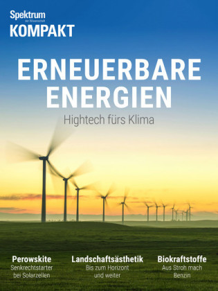 Spektrum Kompakt - Erneuerbare Energien