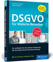 DSGVO für Website-Betreiber Cover