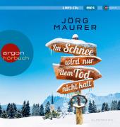 Im Schnee wird nur dem Tod nicht kalt, 2 MP3-CDs Cover