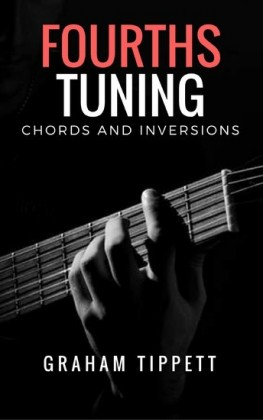 Fourths Tuning Chords and Inversions