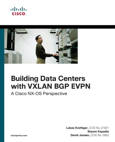 Building Data Centers with VXLAN BGP EVPN (eBook) | ALDI life