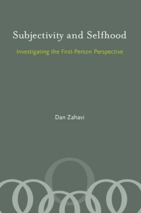 Subjectivity and Selfhood
