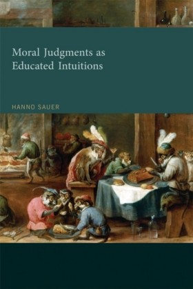 Moral Judgments as Educated Intuitions