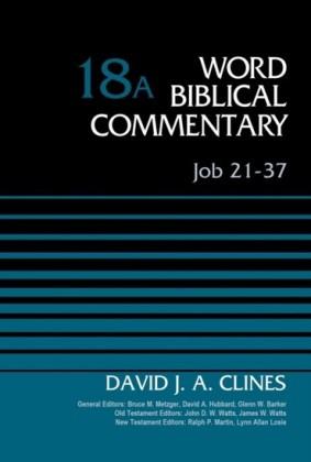 Job 21-37, Volume 18A