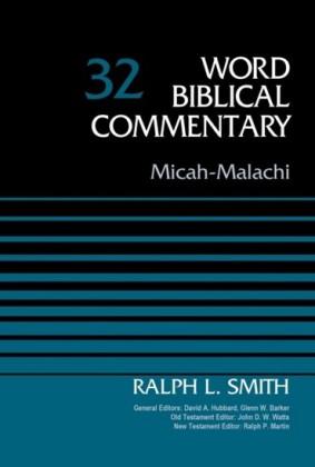 Micah-Malachi, Volume 32