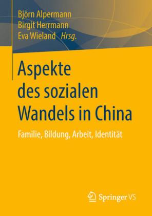 Aspekte des sozialen Wandels in China