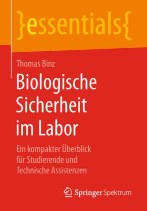 Biologische Sicherheit im Labor