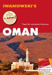 Iwanowski's Oman - Reiseführer, m. 1 Karte Cover