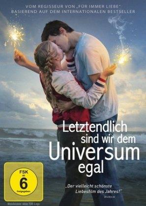 Letztendlich sind wir dem Universum egal, 1 DVD