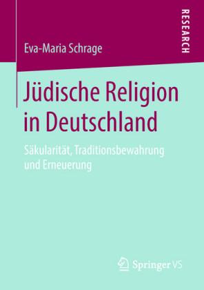 Jüdische Religion in Deutschland