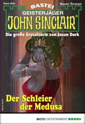 John Sinclair 2094 - Horror-Serie