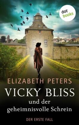Vicky Bliss und der geheimnisvolle Schrein - Der erste Fall