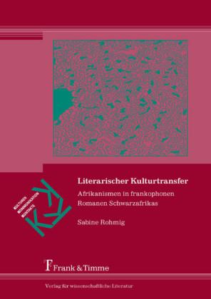 Literarischer Kulturtransfer