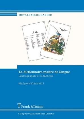 Le dictionnaire maître de langue