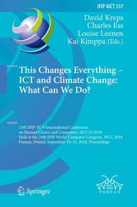 how does ict change the world