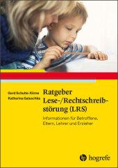 Ratgeber Lese-/Rechtschreibstörung (LRS) Cover