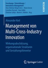 Management von Multi-Cross-Industry Innovation