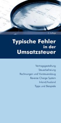 Typische Fehler in der Umsatzsteuer (Ausgabe Österreich)