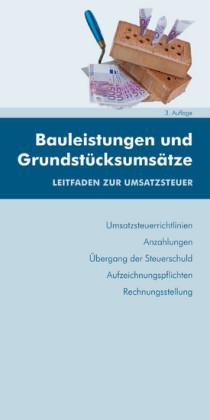 Bauleistungen und Grundstücksumsätze (Ausgabe Österreich)