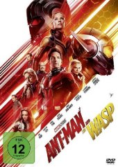 Ant-Man and the Wasp, 1 DVD Cover
