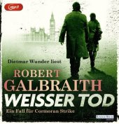 Weißer Tod, 3 MP3-CDs Cover