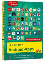 Die besten Android Apps Cover
