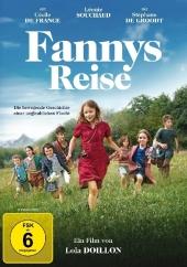 Fannys Reise, 1 DVD Cover