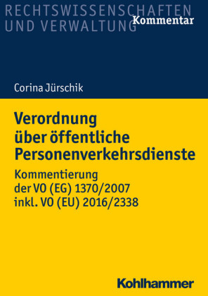 Verordnung über öffentliche Personenverkehrsdienste