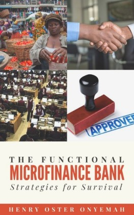 The Functional Microfinance Bank