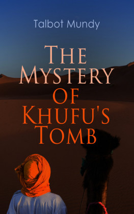 The Mystery of Khufu's Tomb