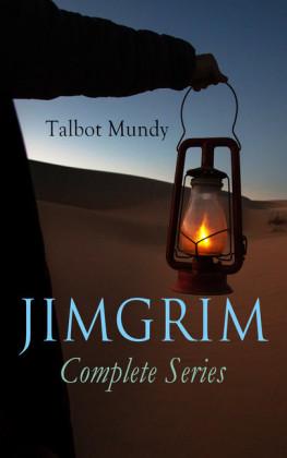 JIMGRIM - Complete Series