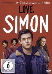 Love, Simon, 1 DVD
