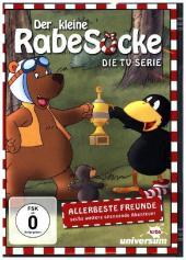 Der kleine Rabe Socke - TV-Serie, 1 DVD Cover