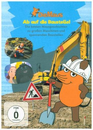 Die Sendung mit der Maus - Baustelle, 1 DVD