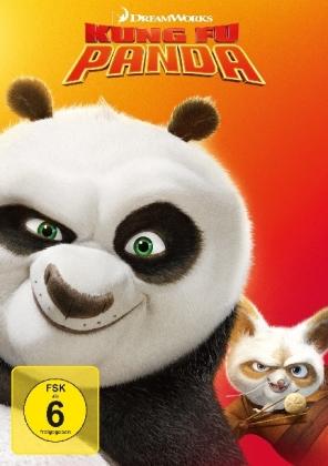 Kung Fu Panda, 1 DVD