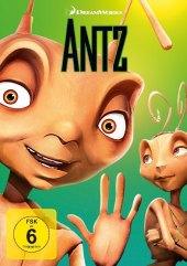 Antz, 1 DVD Cover