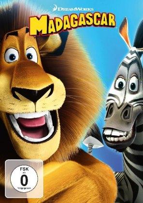 Madagascar, 1 DVD