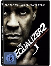 The Equalizer 2, 1 DVD Cover