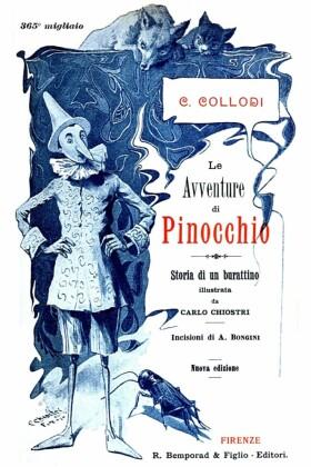 Le avventure di Pinocchio (Edizione Originale Illustrata)