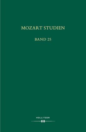 Mozart Studien Band 25