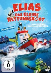 Ellias - Das kleine Rettungsboot, 1 DVD Cover