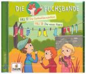 Die Fuchsbande, 1 Audio-CD Cover